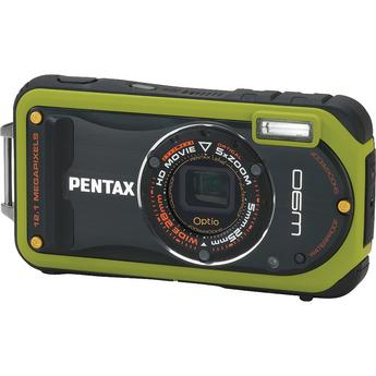 PentaxOptioW90