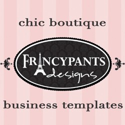 Francypants Marketing Templates for Photographers