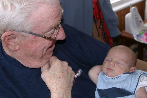 Great-Grandpa Shea