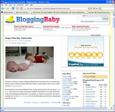 Bloggingbaby